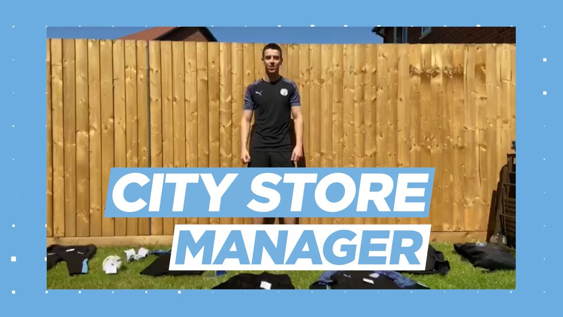 Early years games: City store manager