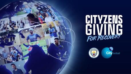 Cityzens Giving apoya el bienestar mental de la juventud en Manchester