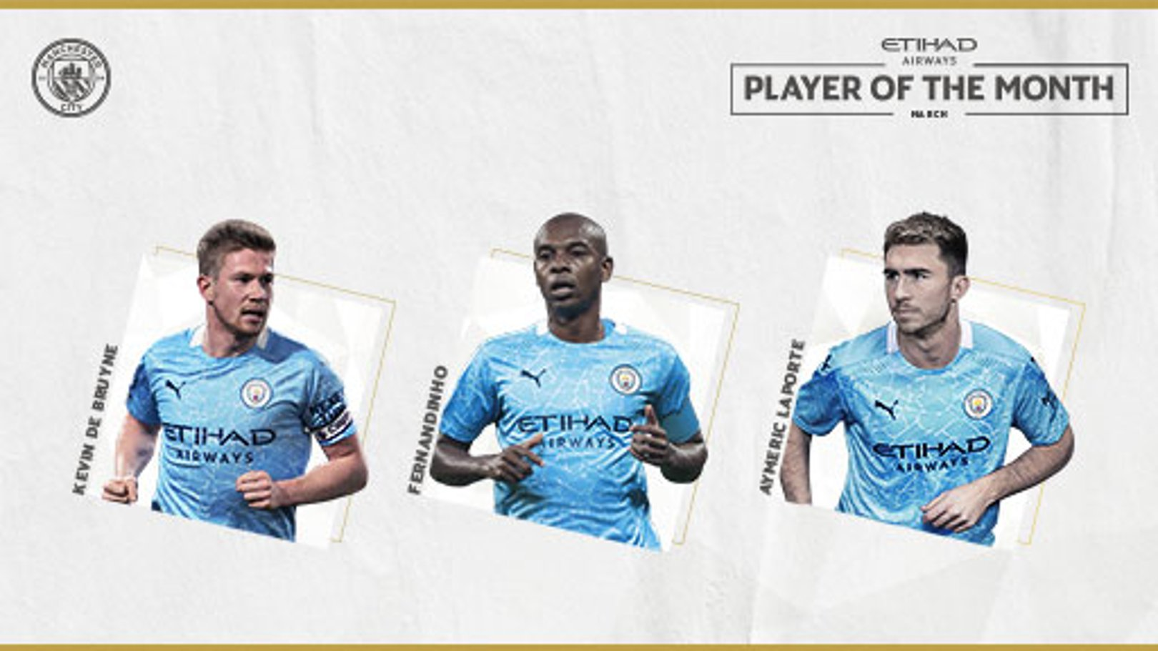 Etihad Player of the Month: March shortlist revealed