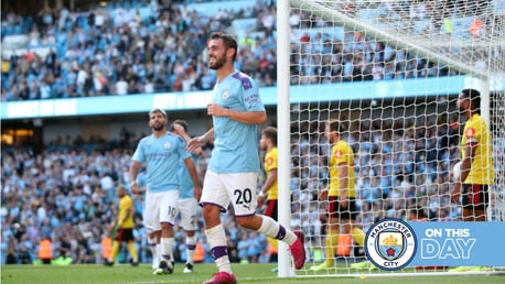 On This Day: 6, 7, 8... City go goal crazy!