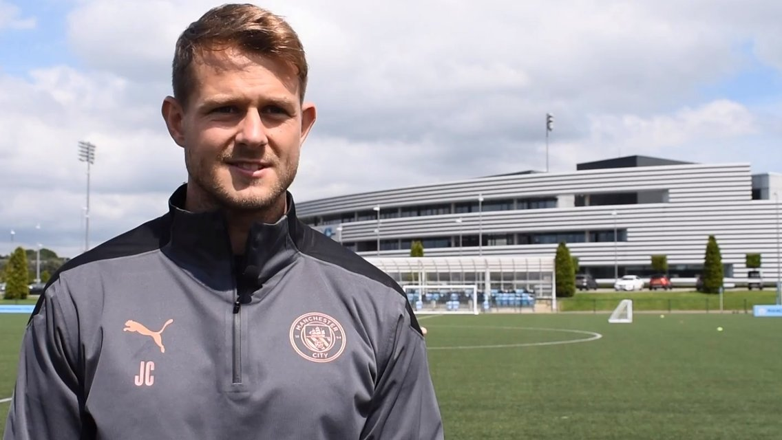 Man City coach set to push his body to the limit for CITC