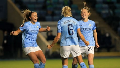 Eleven City stars win Lionesses call-up