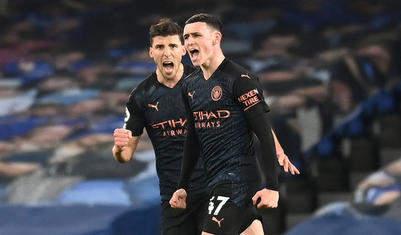 Dias et Foden en lice pour le prix du jeune joueur de la Premier League