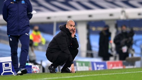Guardiola delighted by group stage progress