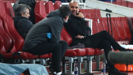 One step at a time, says Guardiola
