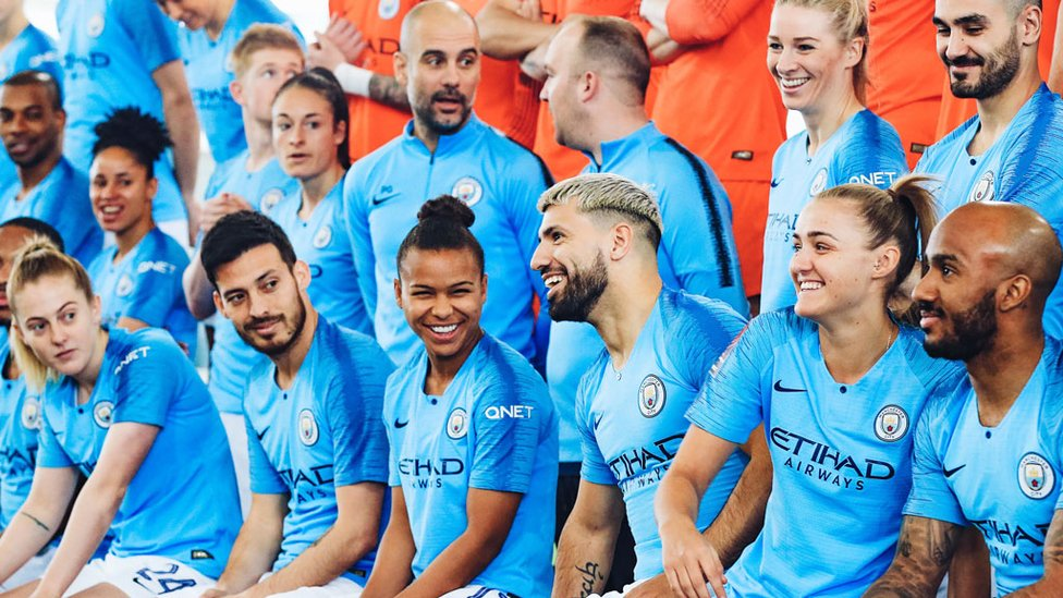 CENTRE STAGE : Nikita Parris and Sergio Aguero have every reason to smile given their superb form