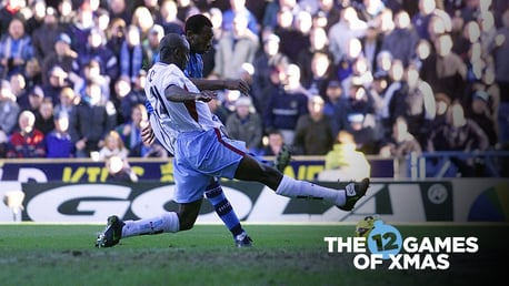 The 12 Games of Christmas: Wanchope fires first-half treble