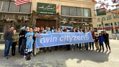 Twin Cityzens helping to fight social injustice