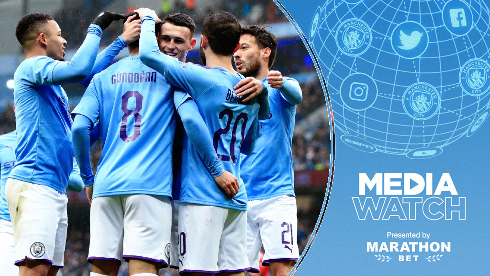 Media Watch: 'Phenomenal' City have special midfield