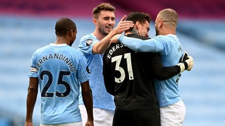 Walker and Laporte start as Pep makes five changes from midweek win
