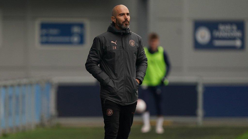 Maresca hails 'hard-working' EDS after United win