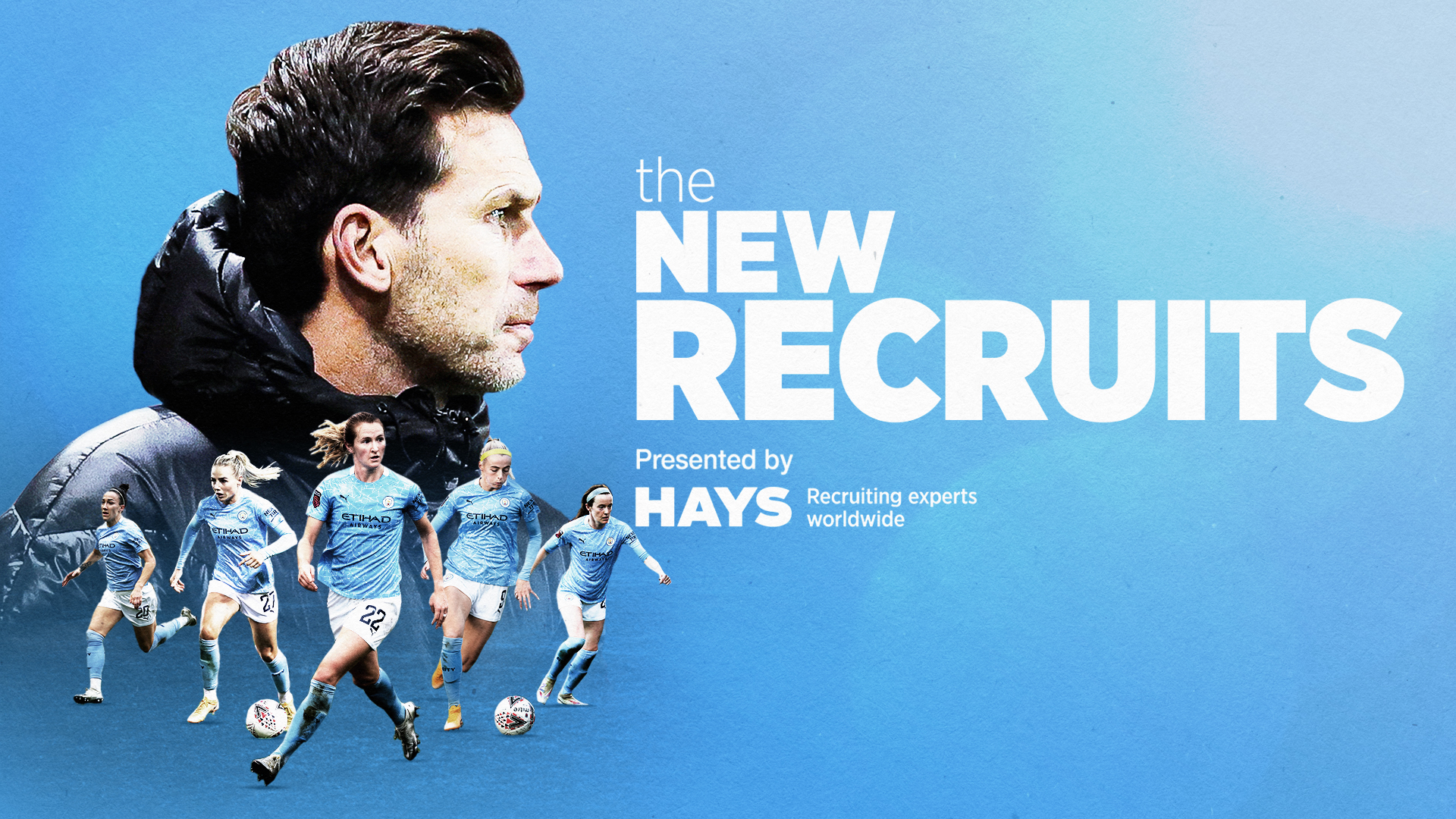 The New Recruits: Watch now on CITY+