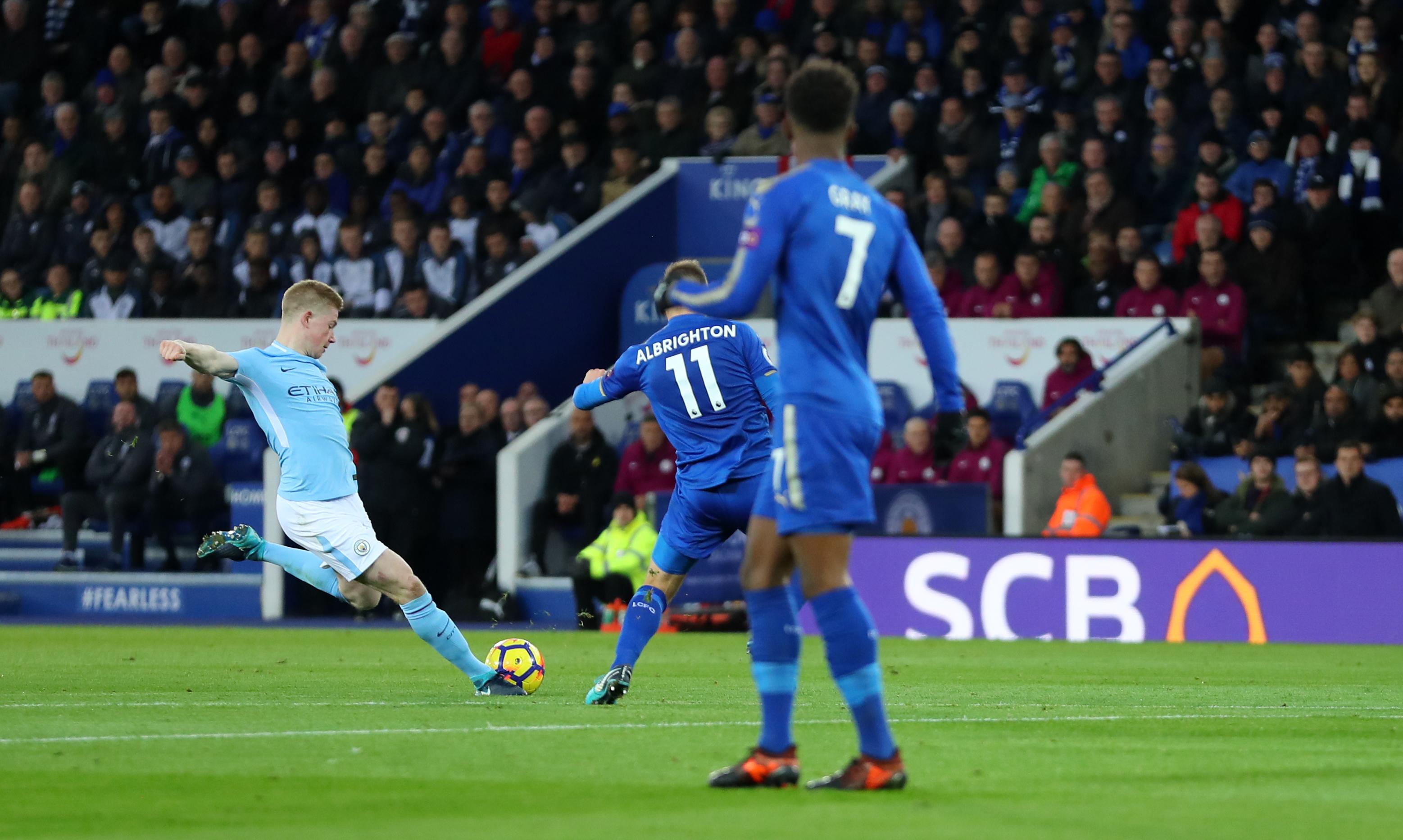 5 Gol Terbaik vs Leicester City (Bagian 2)