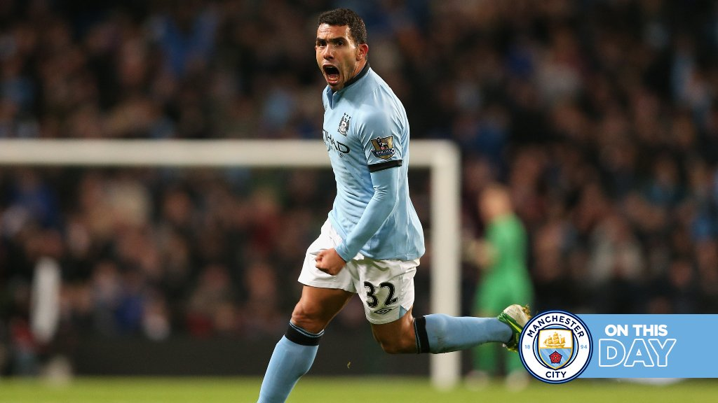 On this day: Tevez sinks Swans and Weaver's wonder show!