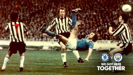 League Cup golden goals: Tueart v Newcastle 1976