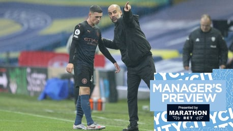 Guardiola: Foden's fate in his own hands