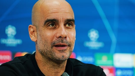 Guardiola's Champions League press conference in full