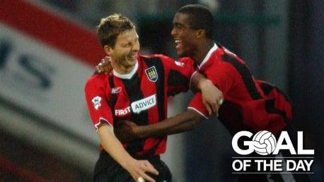 Goal of the Day: Tarnat v Blackburn