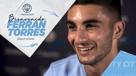"""Ferran: """"David Silva es una inspiración"""""""