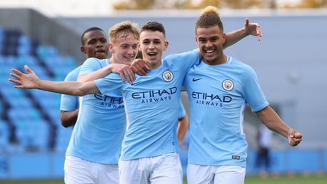Latibeaudiere: City's youth setup is the best in the world