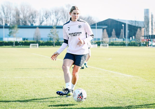 DREAM DEBUT? : Abby Dahlkemper could make her Champions League debut...