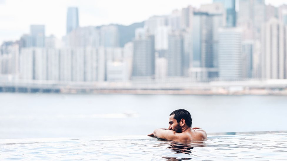 CONTEMPLATION : Ilkay has some time to himself to take it all in