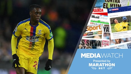 Gossip: City tracking exciting Palace youngster?