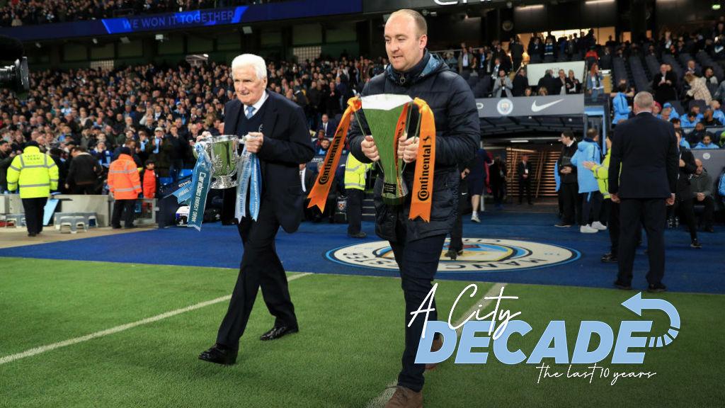 A City Decade: League Cup success