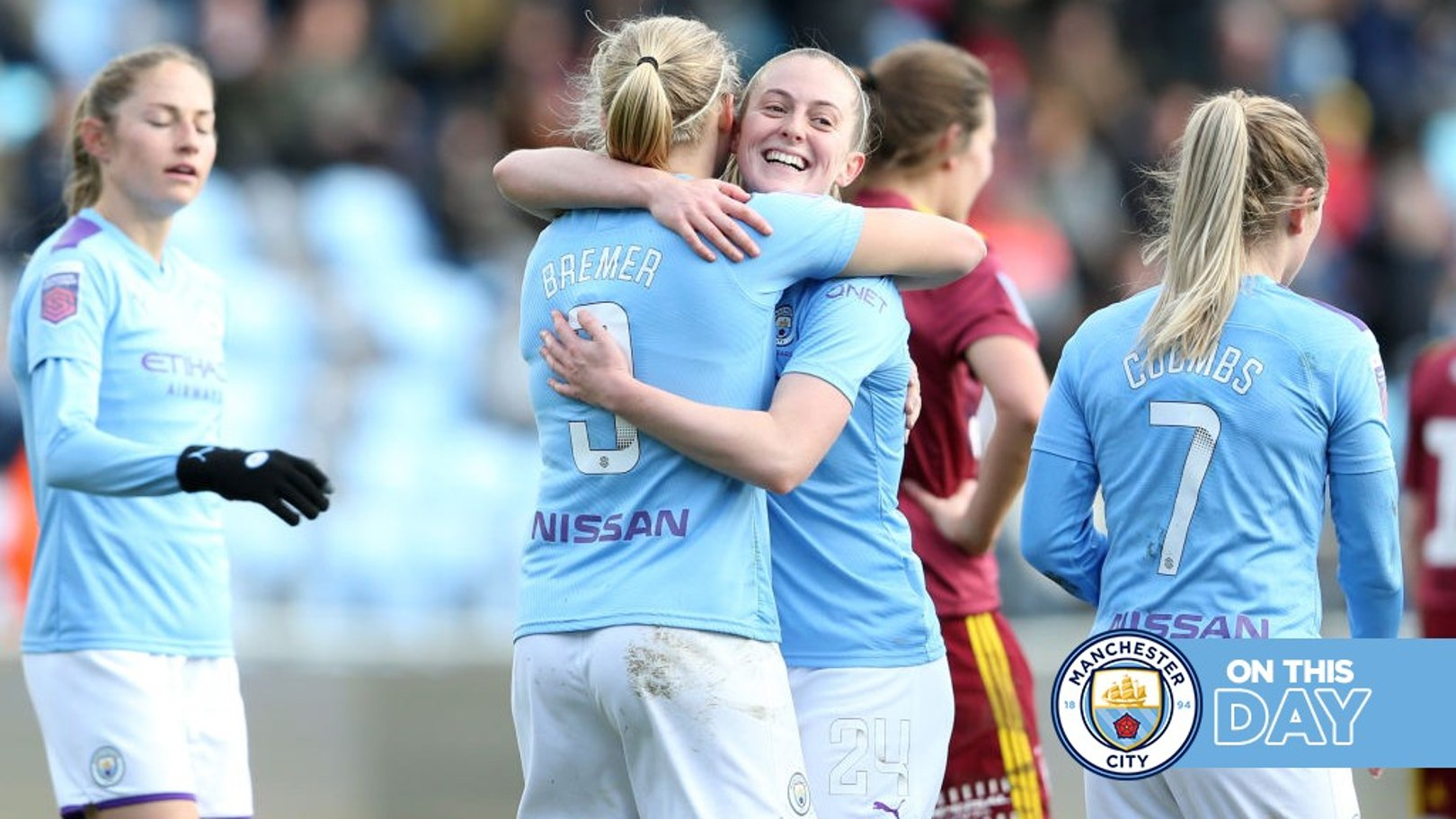On this day: THREE hat-tricks sees City hit TEN!