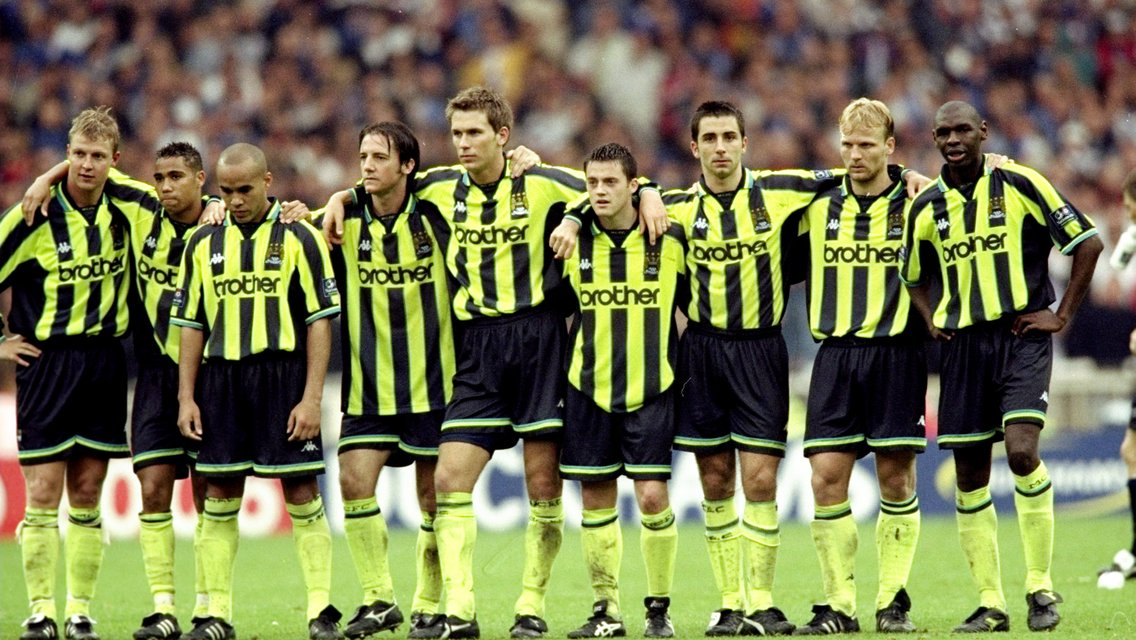 Wembley 99: The penalty shootout, told by those who took part