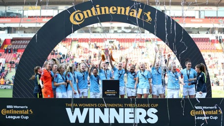 WINNERS: Continental Cup 2019.