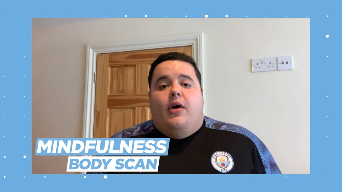 Fitness & mindfulness: Mindful bodyscan