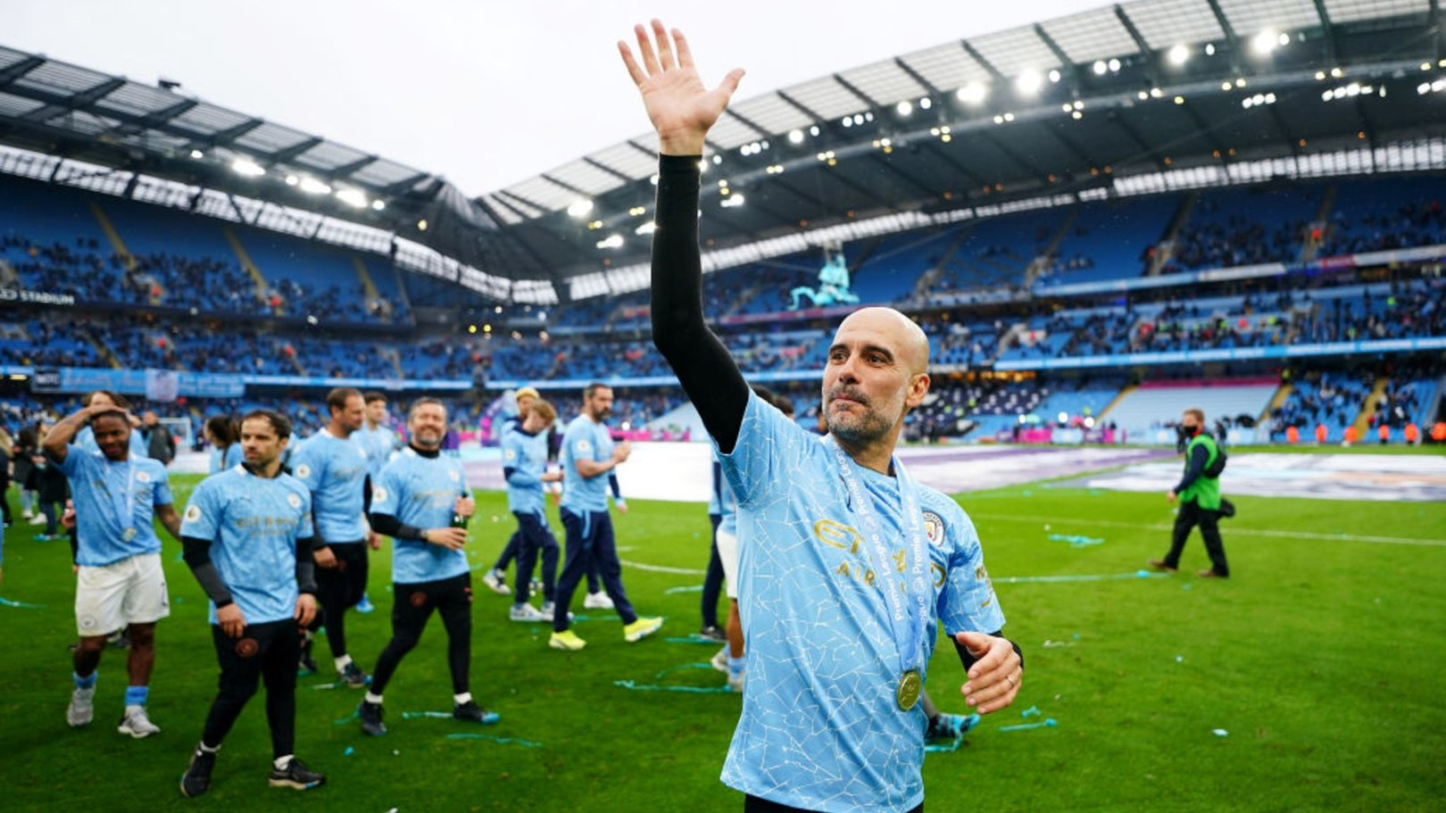 Test your knowledge on Pep's career at City so far