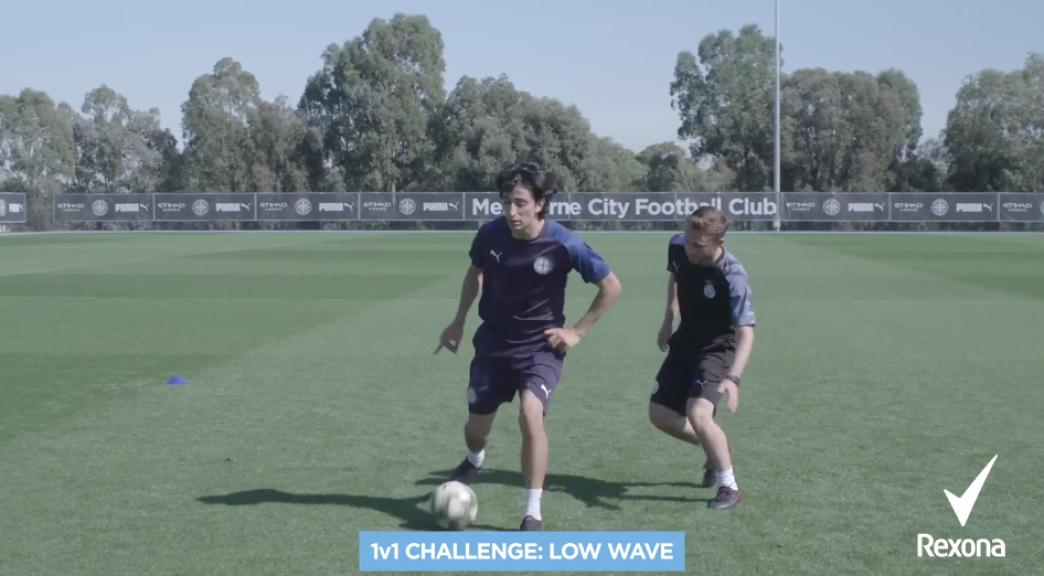 1v1 challenge 1: The low wave