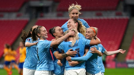 Mewis and Walsh: UWCL winners raising the bar