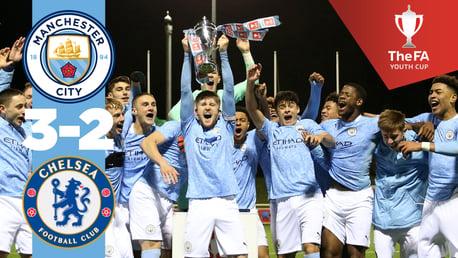 Highlights: City 3-2 Chelsea
