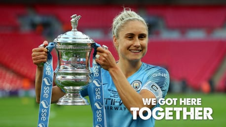 O CAPTAIN: Another piece of silverware for the skipper