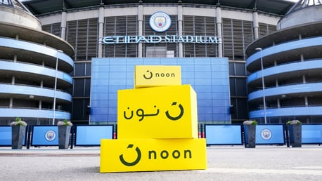 Manchester City announces regional partnership with noon.com