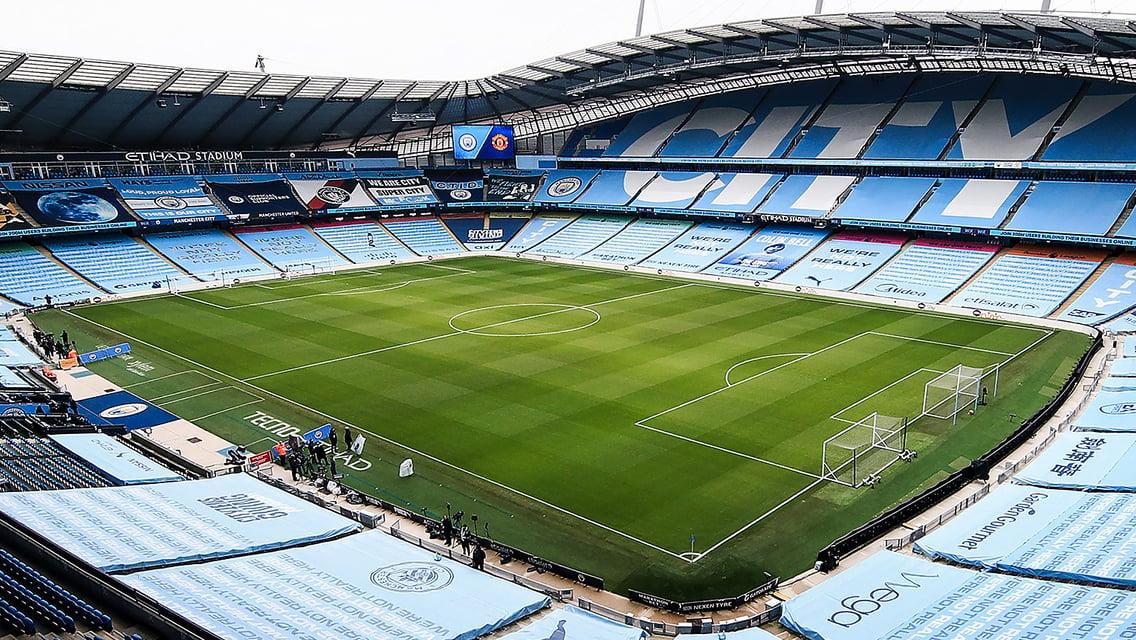 El Etihad Stadium acogerá el partido Soccer Aid de UNICEF por primera vez