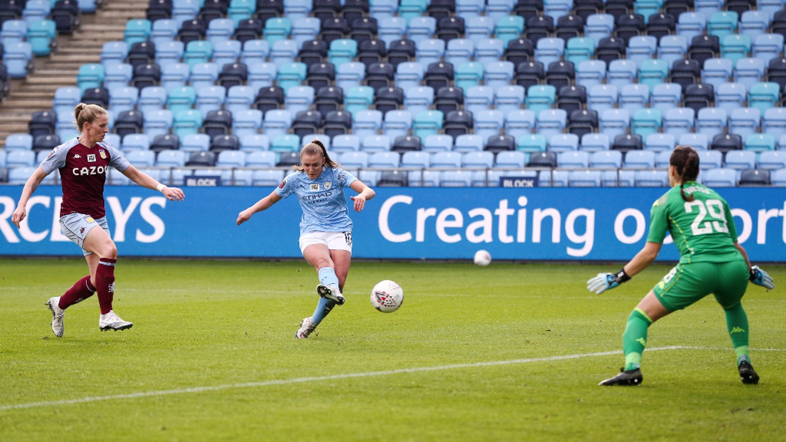 FA Women's Cup: City v Aston Villa rearranged