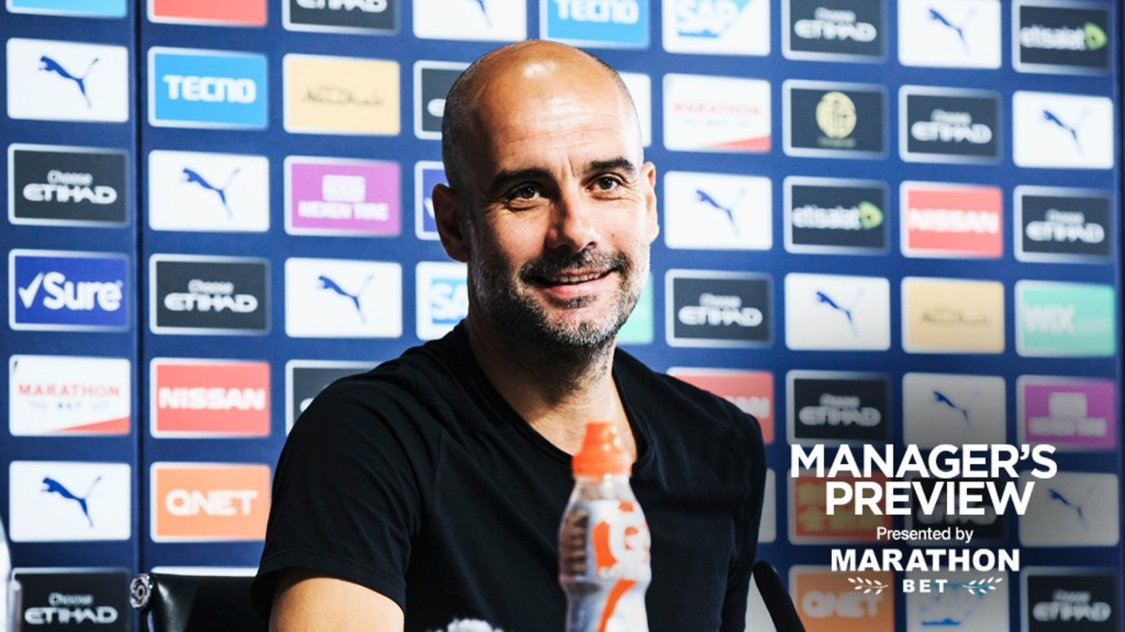 PRE-MATCH: Pep Guardiola speaks to journalists before our game at Bournemouth.