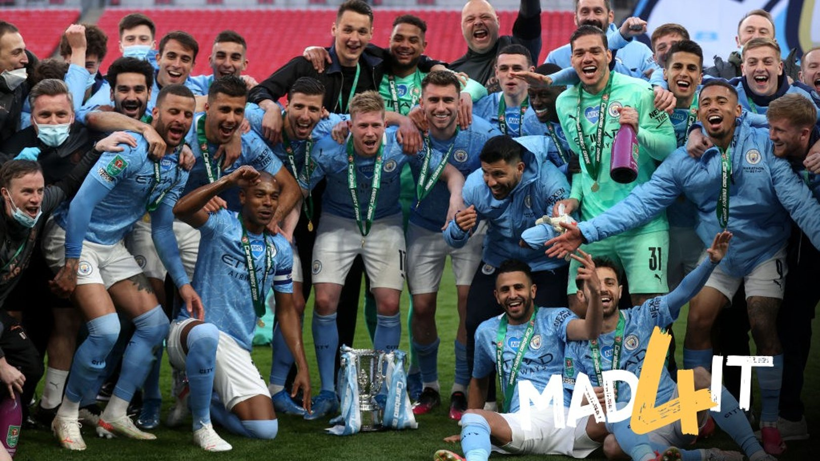 City extend our remarkable Carabao Cup record