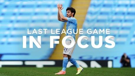 David Silva: su último partido de Premier League