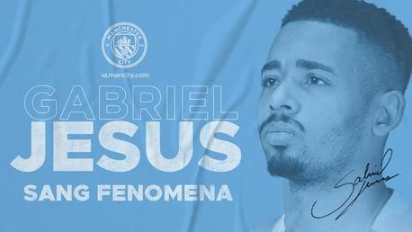 Sang Fenomena: Gabriel Jesus