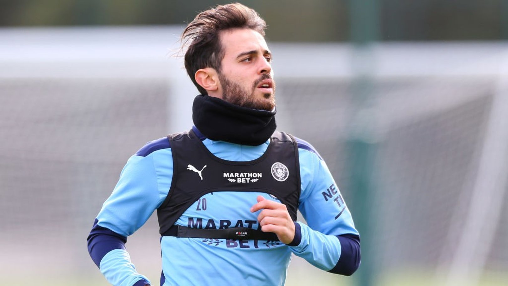 Bernardo Silva: City playing with real hunger