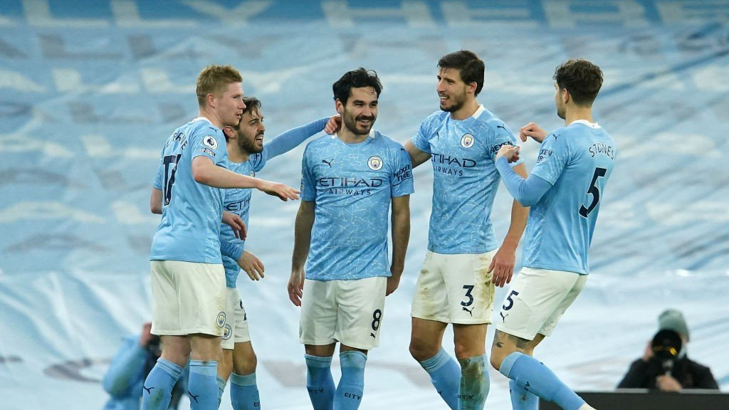 City players dominate PFA Team of the Year