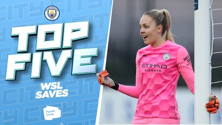 City's Top Five WSL Saves