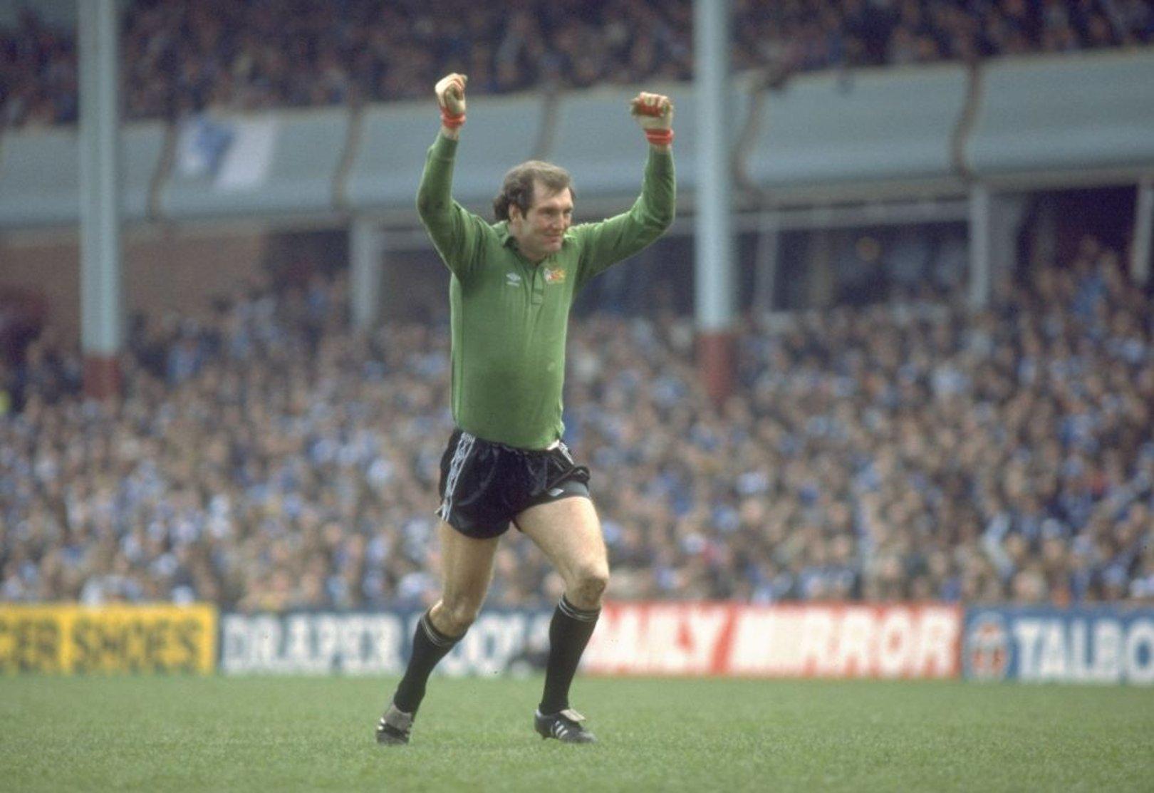 Joe Corrigan: The stuff of legend