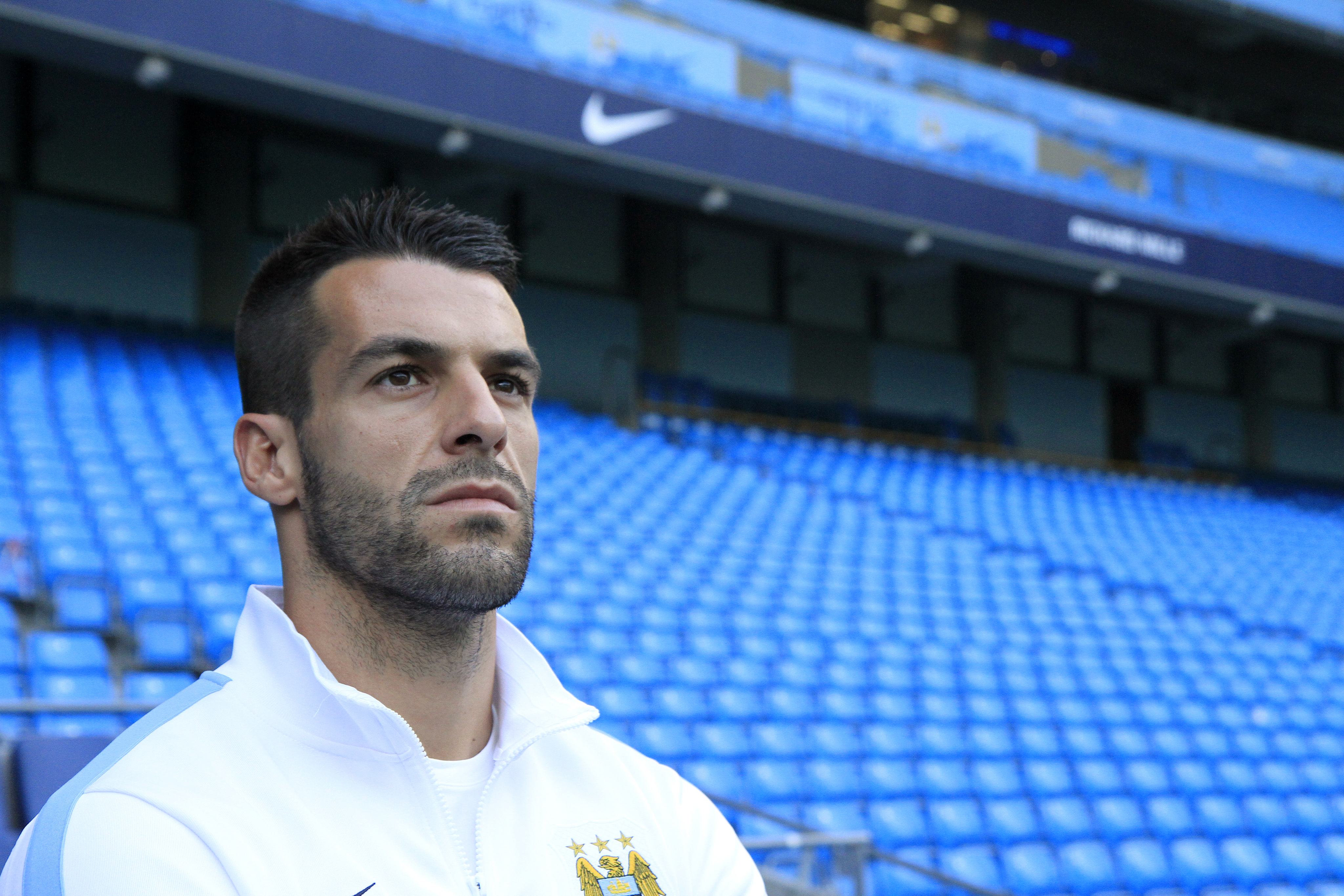 Negredo: City v Real Madrid clash 'unmissable'