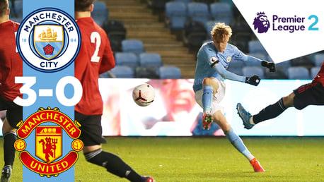 Cuplikan: EDS 3-0 United